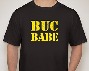 BUC male t-shirt - BUC Babe