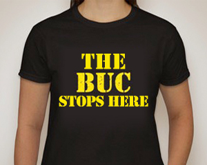 BUC female t-shirt - BUC Babe