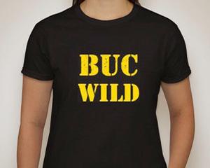 BUC female t-shirt - BUC Wild