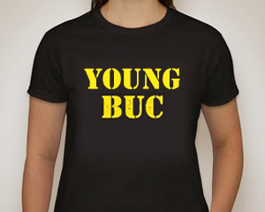 BUC female t-shirt - Young Buc