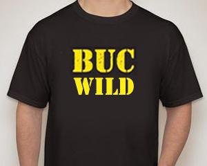 BUC male t-shirt - BUC Wild